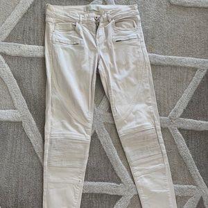 Zara women Moto jeans size US4